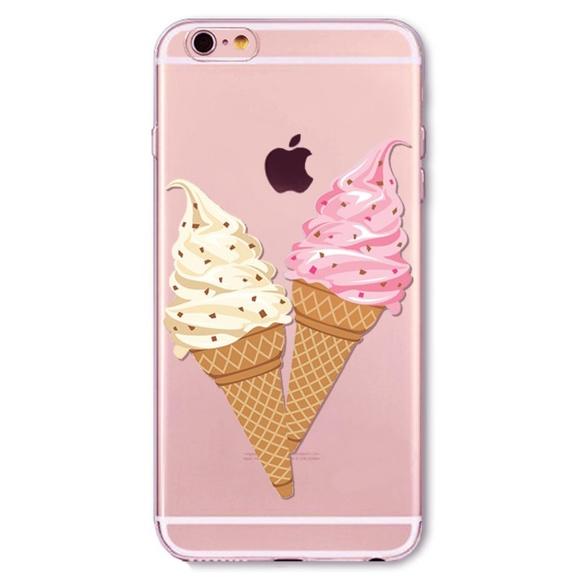 ice cream iphone 8 case